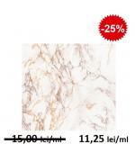 Autocolant marmura alb/crem 5321 90 cm