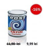 Email rost satin alb 0.75 l