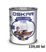 Lac lemn Oskar Yacht 3 in 1 Teak African 5L