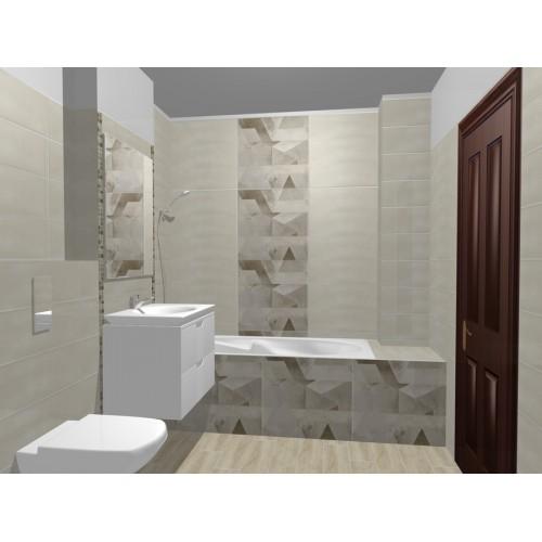 Model de design pentru baie colectia de gresie si for Modele gresie si faianta baie