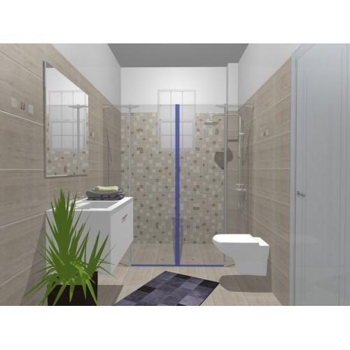 Model de design pentru baie gresie si faianta tivoli for Modele gresie si faianta baie