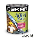 Lac Oskar Aqua tec pentru lemn 0.75L