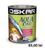 Lac Oskar Aqua castan pentru lemn 2.5L