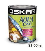 Lac Oskar Aqua tec pentru lemn 2.5L