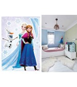Sticker decorativ 14046 Frozen Sisters 50x70 cm