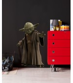 Sticker decorativ 14721 Star Wars Yoda 100x70 cm