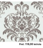 Tapet clasic Best of Dieter Bohlen 02437-80 Crem, Plamaniu, Bej
