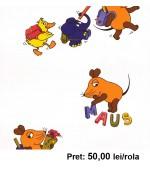 Tapet Die Maus 05210-10 10,05 x 0,53 m