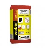 Adeziv  pentru polistiren expandat Weber P39 25kg