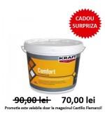 Vopsea lavabila Kraft Paint Comfort 15 L+CADOU surpriza