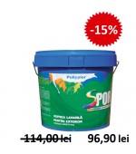 Vopsea lavabila de exterior Spor 8.5L