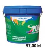 Vopsea lavabila de exterior Spor 4L