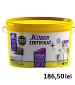 Vopsea ultralavabila Zertifikat Latex Satin 8,5L