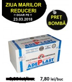 Polistiren expandat EPS80 Adeplast 10 cm