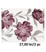 Faianta Decor Fresh Purple 2pc 40,2x25,2 cm