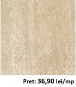 Gresie Portelanata Travertine Bej 45x45 cm