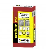 Adeziv  pentru polistiren expandat Weber P50 25kg
