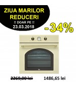 Cuptor incorporabil electric HR 550 Teka Beige