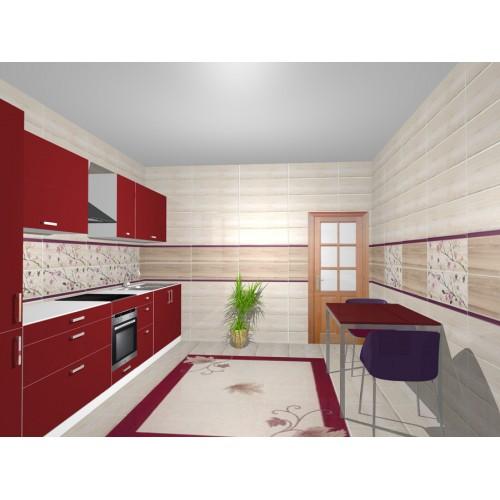 Model de design pentru bucatarie colectia de gresie si for Modele gresie si faianta baie