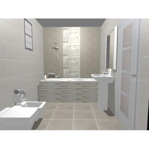 model de design pentru baie colectia de gresie si faianta