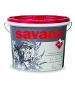 Vopsea superlavabila superalba Savana, pentru interior, cu Teflon®