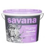 Vopsea superlavabila superalba Savana, pentru exterior