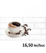 Faianta Decor Brick 4 White 4200 30x60 cm
