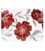 Faianta Decor Fresh Red 2pc 40,2x25,2 cm