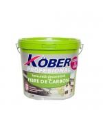 """Tencuiala decorativa cu fibra de carbon R15 """"scoarta de copac"""" Kober Profesional 25kg"""