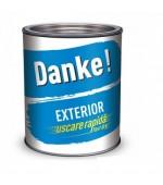 Vopsea Danke exterior bleu 0.75 l