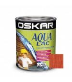Lac Oskar Aqua cires pentru lemn 0.75L