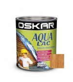 Lac Oskar Aqua stejar pentru lemn 2.5L