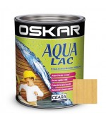 Lac Oskar Aqua pin pentru lemn 0.75L