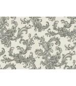 Tapet vinil Vicont decor grafit-argintiu 3-0892