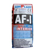 Adeziv  gresie si faianta  pentru interior AF-I 25 kg